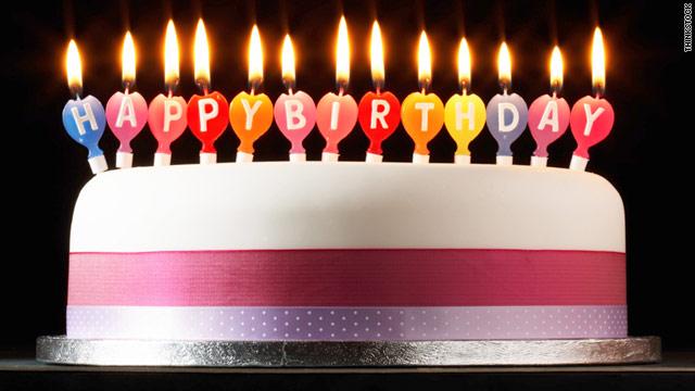 Verjaardagsmail klanten
